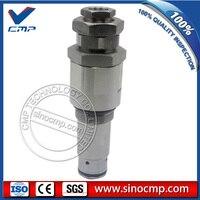 Válvula De Controle De Escavadeira PC120-6 PC200-6 Conj 723-30-90101