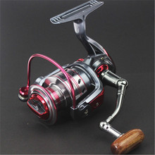 News Spinning Fishing Wheel All-metal Rocker Sea Boat Fishing Articles Line Wheel 12BB Saltwater Carp Fishing Reel Tackle