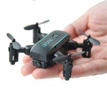 Мини 2,4 г Drone FPV Wi-Fi Micro Квадрокоптер с 0.3MP Камера Складная рукоятка Headless режим RC горючего высоты вертолет
