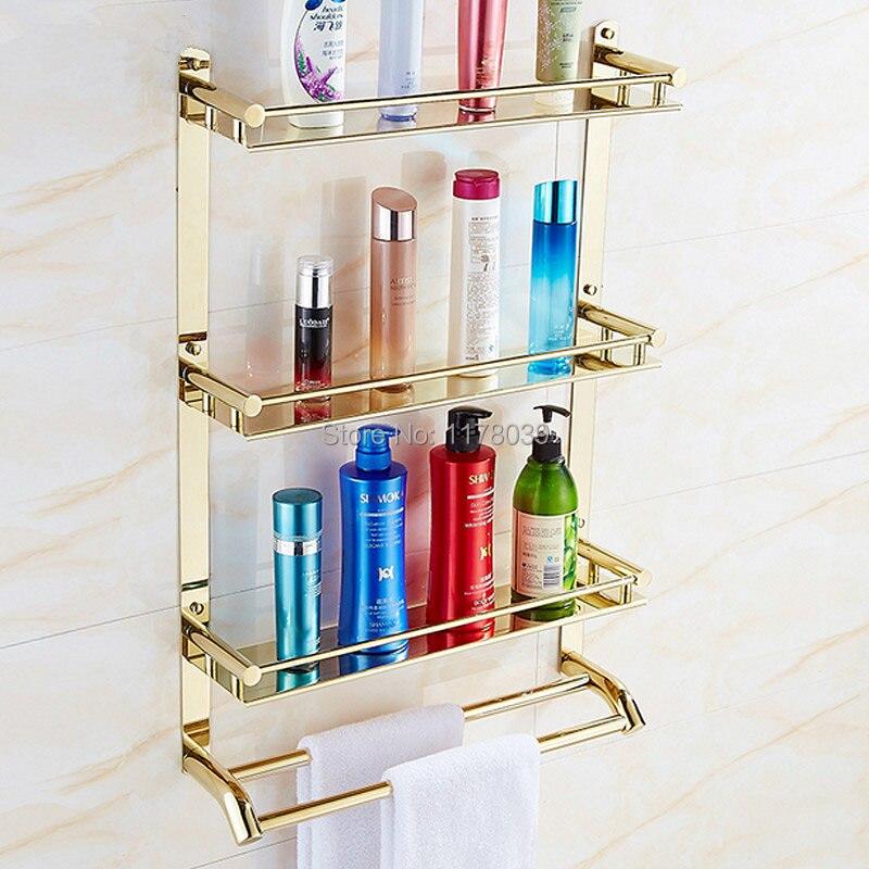 Badezimmer WANDOM Küche Regal_Stainless 304 Deckel Rack Küche Regal Wandhalterung Mit Wasserbehälter