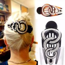 Новое поступление заколки для волос крабы зажим аксессуары большие инструменты для укладки аксессуары для волос для женщин Шпилька#3,6