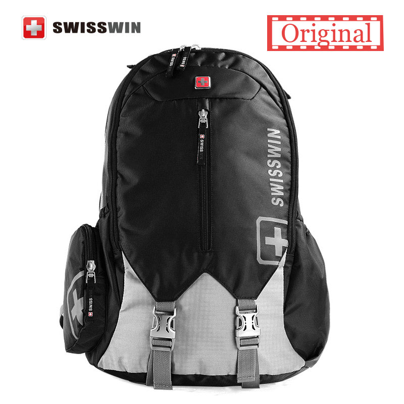 Swiss 17.3 Laptop Backpack for Business Travel 30L Daily Casual Backpack For Teenagers Fashion Check-in Bags mochilas femininas new 10 1 inch case for asus memo pad smart me301 me301t 5280n fpc 1 touch screen digitizer lcd screen display with frame
