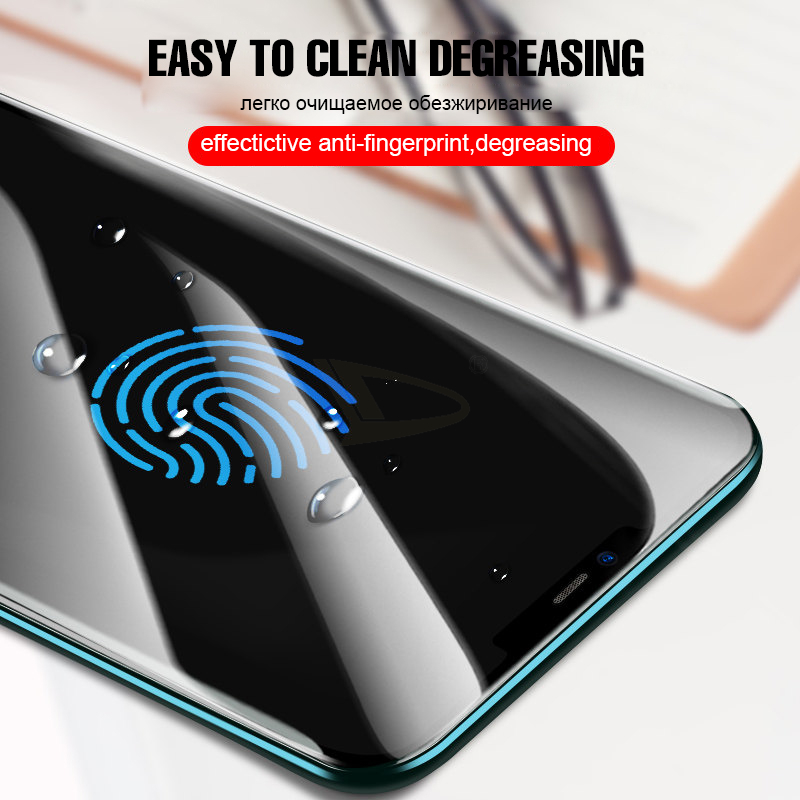 Full Screen Hydrogel Film On The For Huawei Mate 20 Pro 10 Lite Protector Film For Huawei Mate 10 20 X Protective Film Not Glass
