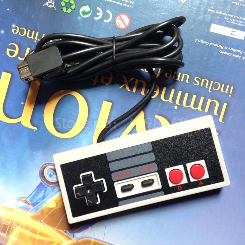 2PCs Lot Gaming Controller Arcade font b GAMEPAD b font JOYSTICK compatible for Nintendo NES Classic