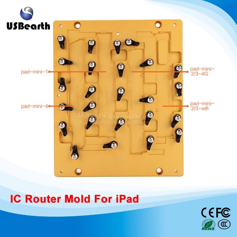 IC CNC Router IC CNC Machine Engraving Polishing Milling Mould 230*190MM for iPad MINI  цены