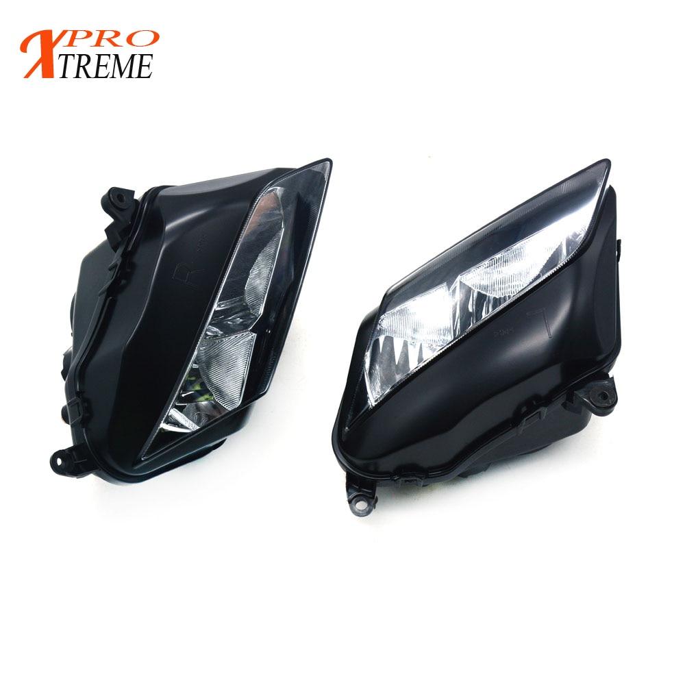 Motorcycle Headlight Headlamp Assembly For Honda CBR600RR CBR 600 RR 2007 2008 2009 2010 2011 2012