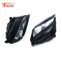 Motorcycle Headlight Headlamp Assembly For Honda CBR600RR CBR 600 RR 2007 2008 2009 2010 2011 2012