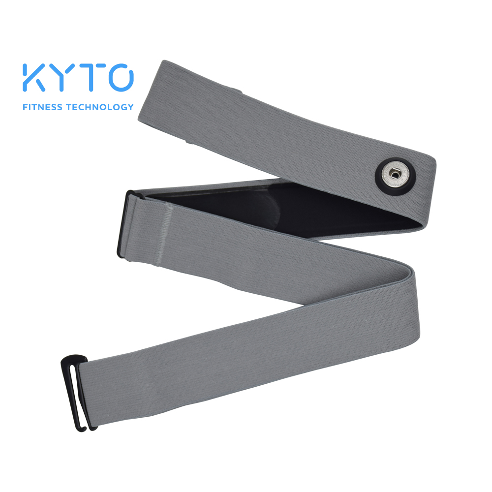 Cybex Treadmill Heart Rate Monitor: KYTO Universal Replacement Heart Rate Monitor Soft Strap