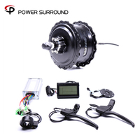 Eletrica 2019 Rushed 48v750w Bafang Fat Rear Electric Bike Conversion Kit Brushless Motor Wheel With Ebike System