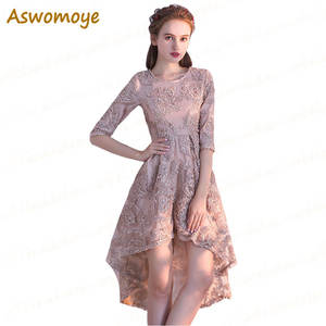 Aswomoye Evening Dress 2018 Long Party Prom Dresses 501ab7a6760c