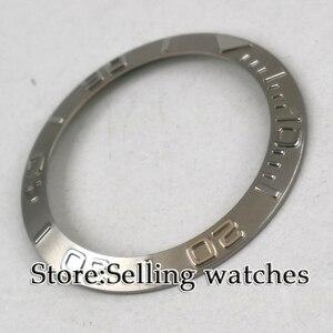 Image 2 - Srebrna ramka do zegarka 40mm wykonana przez fabrykę parnis