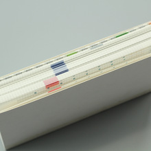Купить онлайн Красочные Внутренняя книга для hobonichi Обложка журнала A5 недельный план + ежедневный план 256 P DIY планировщик дневник поставки