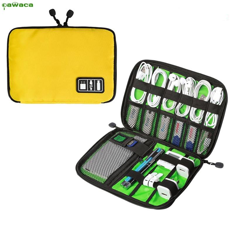 Elektronska torba za shranjevanje elektronike Torba za organizator - Organizacija doma