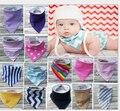 Baby Bandana Bibs 3 pcs/set Super Soft 100%Cotton baby bibs waterproof bavoir babador baberos baby slabbers mix color