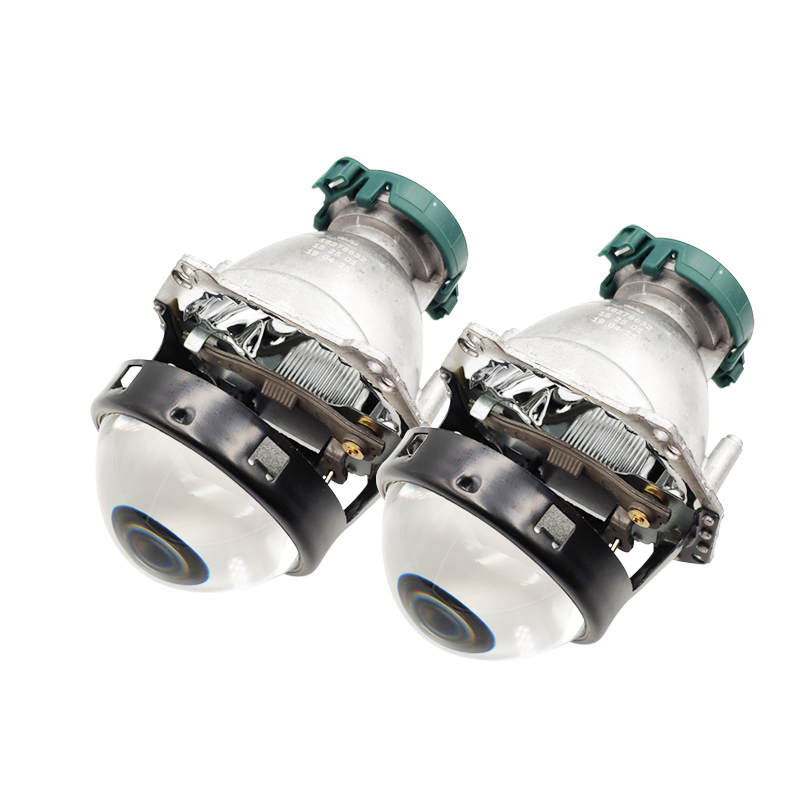 Image 5 - SZDS 2pcs Auto Car Headlight 3.0 inch Bi xenon Hella 3R G5 5 Projector lens Car styling Retrofit head light Modify D2s-in Car Light Accessories from Automobiles & Motorcycles