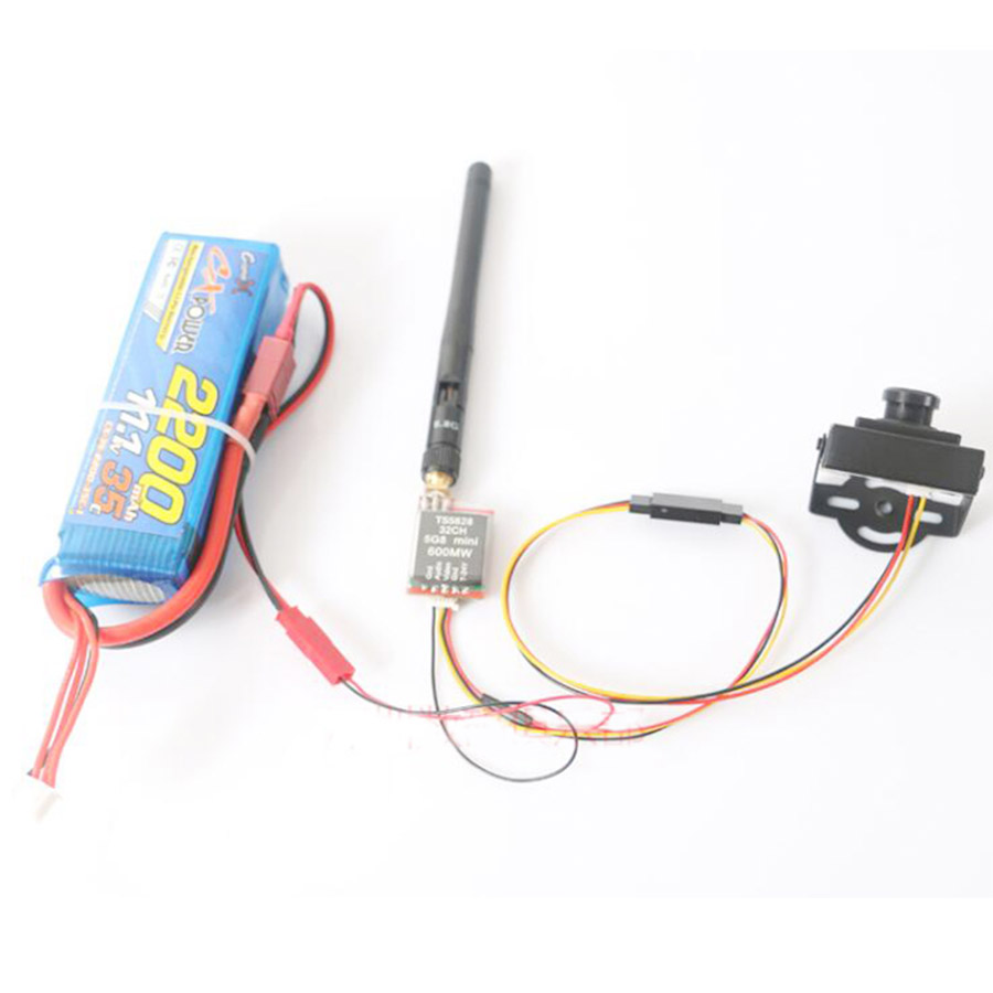 5,8G передатчик передачи изображения видео выход линия сигнала провод FPV карта запуска передачи av-кабель для TS5823 TS5828 TS5858