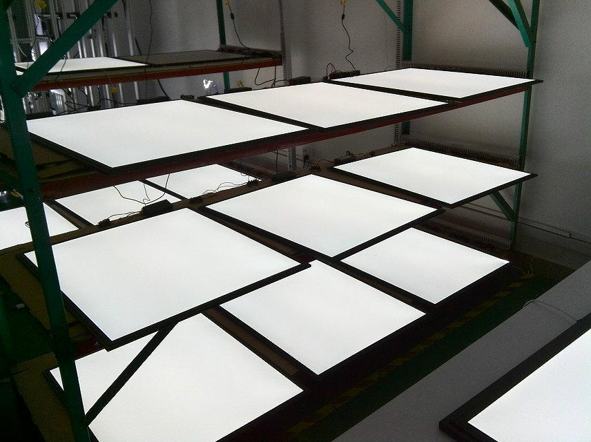 Free Shipping High Quality Dimmable 36W 620x620mm Germany size LED Flat Panel SMD 2835 CE,FCC,TUV,SAA approved driver