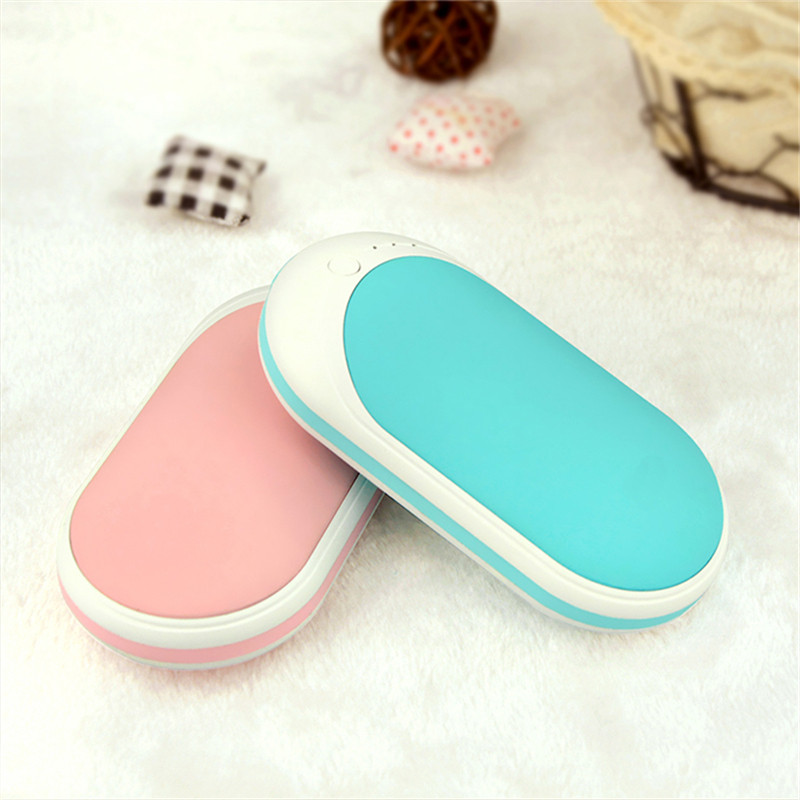 Electric Hand Warmer Hot Water Bag 220V Plush Double Inserted Winter Home Use Nw