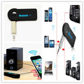 Home Car Wireless Bluetooth AUX Audio Receiver Adapter 3.5mm Jack Aux Bluetooth HandsFree Car Kit MP3 Music Receiver