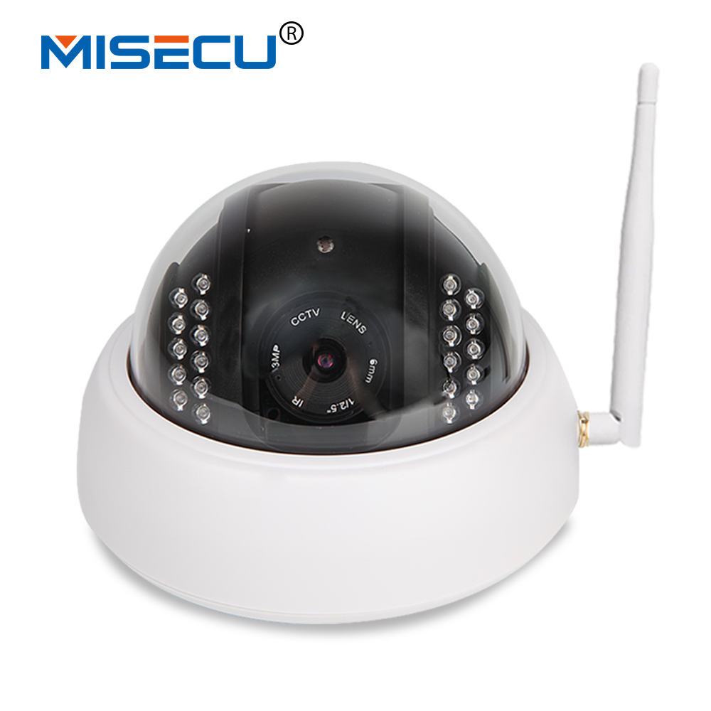 MISECU New arrival ONVIF 2.0 MISECU 720P HD P2P&Wireless IP Wifi Camera Night Vision 1280*720P Indoor CCTV Camera  IP Camera wifi ipc 720p 1280 720p household camera onvif with allbrand camera free shipping