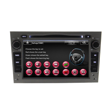 7′ Touch Screen Auto GPS Navigation system Bluetooth Ipod for Opel Corsa Astra Zafira Vectra Meriva In grey color
