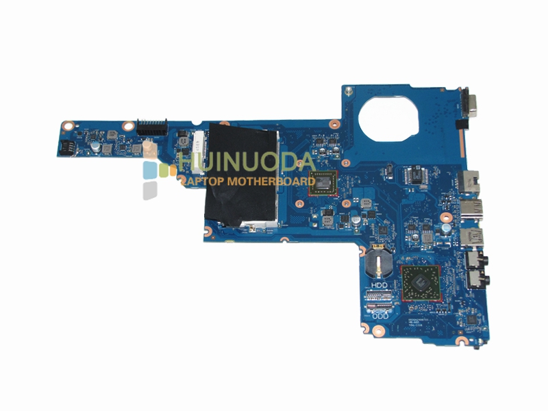 NOKOTION 688277-001 688277-501 Main Board for HP Pavilion 1000 2000 2000-2C 450 Laptop Motherboard E2-1800 CPU DDR3 nokotion 744189 001 745396 001 main board for hp 215 g1 laptop motherboard ddr3 with cpu zkt11 la a521p warranty 60 days