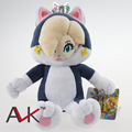 18cm Super Mario NEW 3D World Princess Rosalina Cat Plush Toys With Crown Soft Doll For Girl Free Shipping