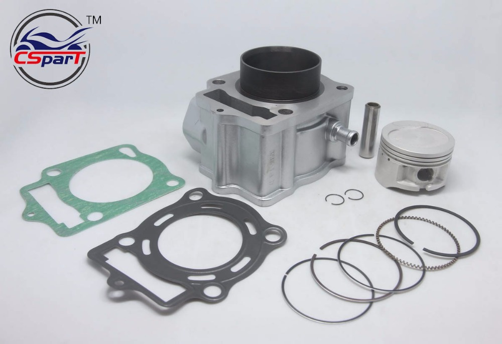 цена на 70MM 16MM 82MM Cylinder kit Loncin ZongShen Water CB250 250CC 170MM Engine Kaya Xmotos Apollo Tmax Pit Dirt Bike Parts