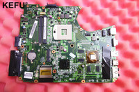 laptop motherboard for Toshiba Satellite L750 L755 A000079330 DABLBDMB8E0 HM65 PGA989 GT540M 1GB