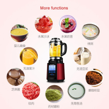 Multi Functions Food Cooking Machine Soybean Milk /Juice /Rice cereal/Soup/milkshake Machine Blender Juicer