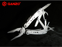 G201 Ganzo folding plier knife multi tools pocket knife fishing plier multi-purpose tactical camping plier outdoor survival gear