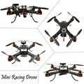 DIY Profesional Aviones de cuatro ejes 310 RC Racer Carbon Fiber GPS Drone con PX4 FC Transmisor Flysky Radioenlace F14886-A