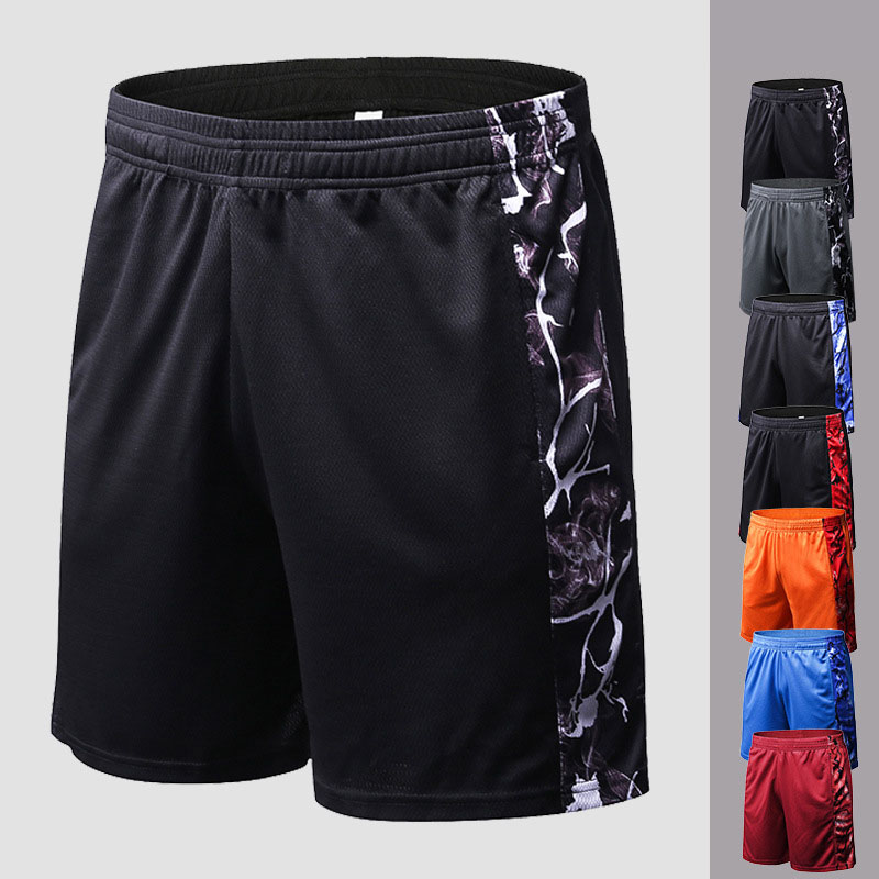 Aipbunny 2019 Camouflage Dry Fit Fitness Sports Tight Shorts For Men Basketball Exercise Gym Sweatpants Jogging Workout Short
