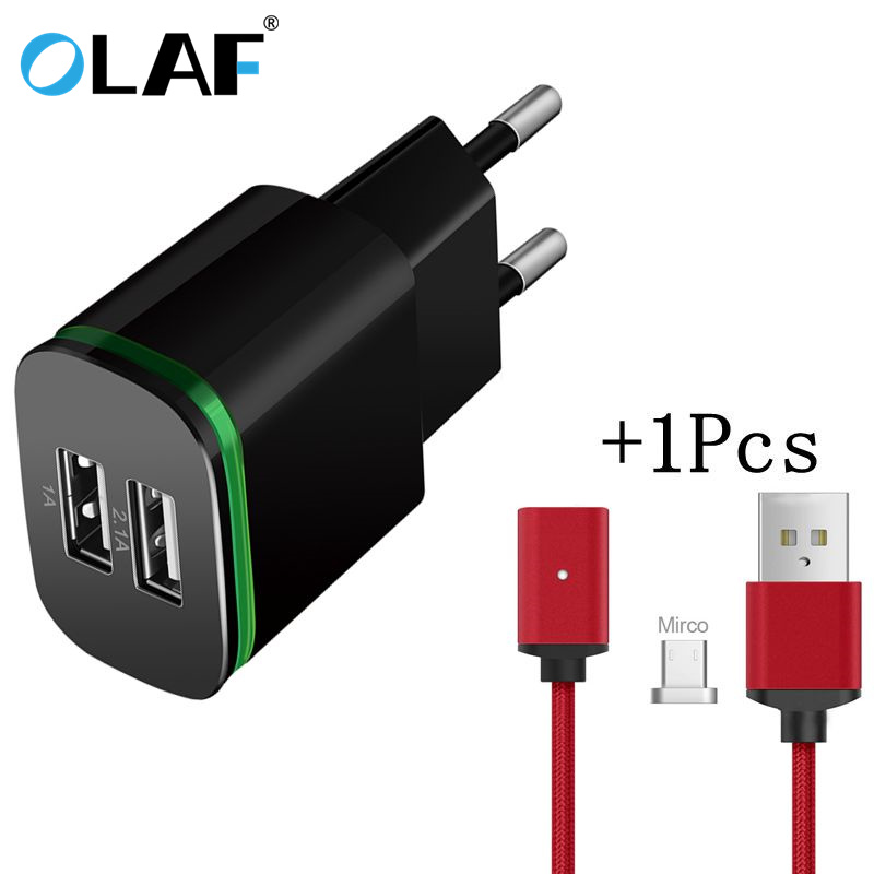 OLAF USB Charger 5V 2A Universal Travel s