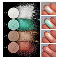 Eyeshadow Palette Makeup Shimmer Metallic Eye Shadow Palette Women Beauty Cosmetic Maquiagem