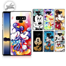 For Samsung Galaxy Note 8 case mouse for Case Samsung Galaxy A7 A8 2018 Note 9 8 A50 A530 cover case for A72018 A82018 Note 8 9 цена и фото
