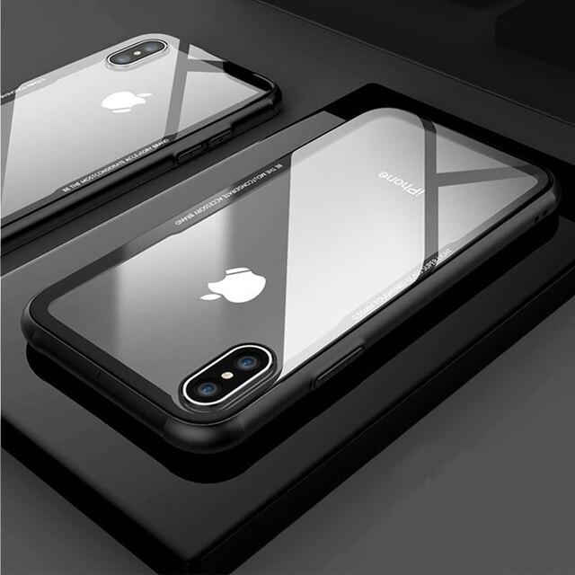 iPhone Xs Max Black Case Bumper