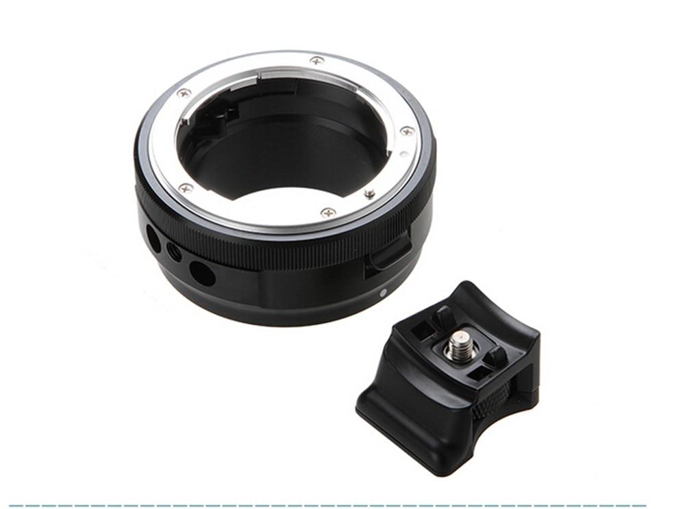 montagem anel abertura para nikon f AF-S