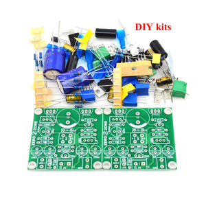 Image 2 - Lusya 2pcs Mini classical version of TIP41C JLH1969 class A Dual Channel audio Amplifier DIY/finished board 12 24VDC G2 001