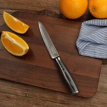 5 najwyższej nóż ostrze