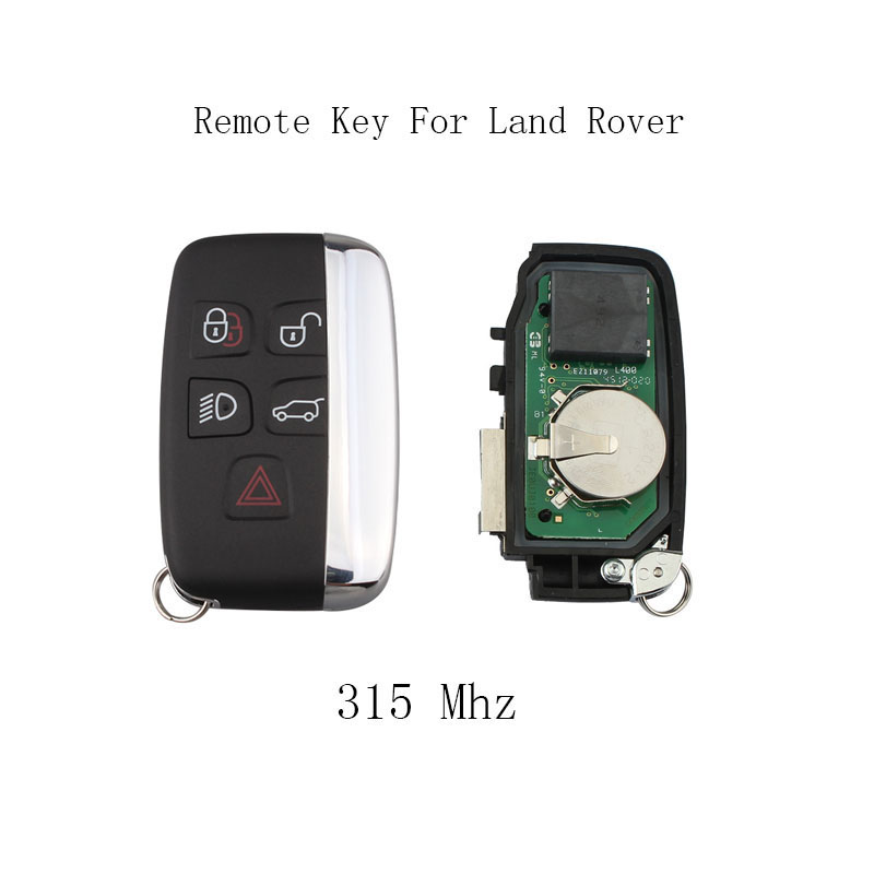 Remote Key 315MHZ Suit for Land Rover Discovery 4 Freelander for Range Rover Sport Evoque 2010-2015 Remote smart key Fob комплект электрики westfalia land rover discovery sport 4x4 2015 323141300113
