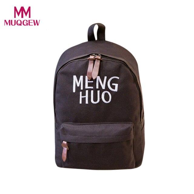 ec5856720de6 Fashion Neutral School Rucksack Bag Gripesack Bookbag Material Escolar  Laptop Bags for Women 2018 Women Messenger
