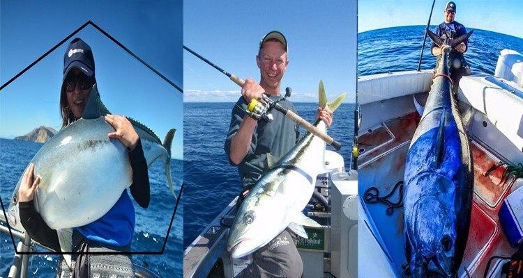spinning fishing