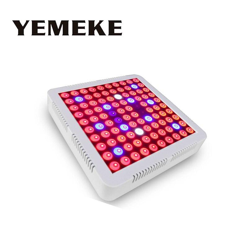 300 W LED grandir lumière spectre complet Fitolampy rouge + bleu + blanc + UV + IR Phyto lampe pour plantes AC85 ~ 265 V LED plante en croissance Aquarium lampe