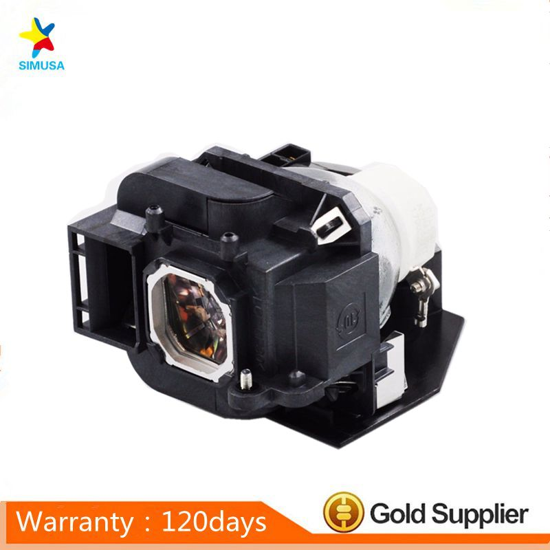 Projector Lamp Bulb NP23LP  with Housing for  NP-P401W/P451W/P451X/P501X/PE501X compatible bare bulb lv lp06 4642a001 for canon lv 7525 lv 7525e lv 7535 lv 7535u projector lamp bulb without housing