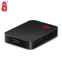 Kawau USB 3 0 Microsd Card Reader Supports Up To 512GB With SD MS CF Slot