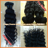100 Brazilian Hair Virgin Human Hair Extensions Curly Weft Machine Weft 2pcs Lot Natural Color Free