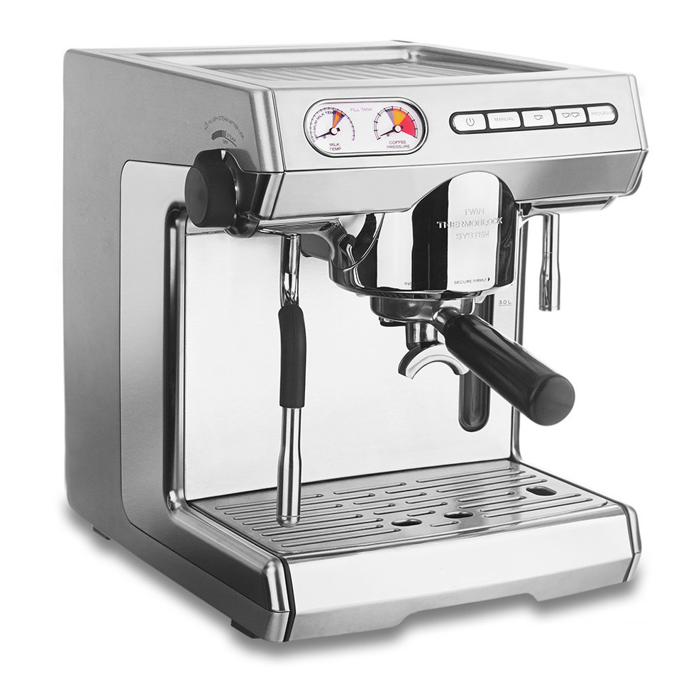 Full semi automatic espresso machine use commercial high pressure ...