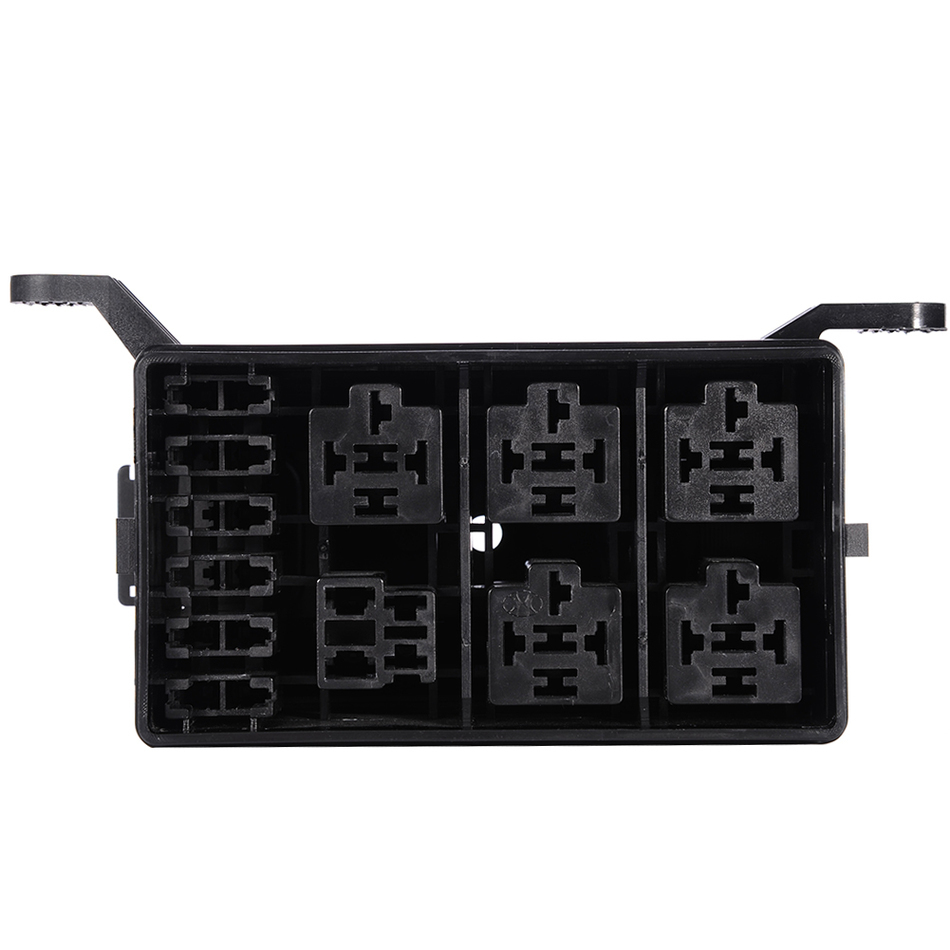 auto fuse box 6 relay relay holder 5 road the nacelle insurance car insurance dropshipping us652