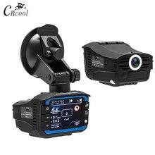 Cncool Russo 2 in 1 Auto DVR Radar Detector Tracker Auto DVR Registratore Della Macchina Fotografica Anti Radar Dash Cam senza Elettronica cane dvr